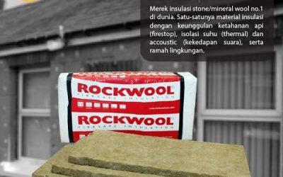 Jual Rockwool di Medan