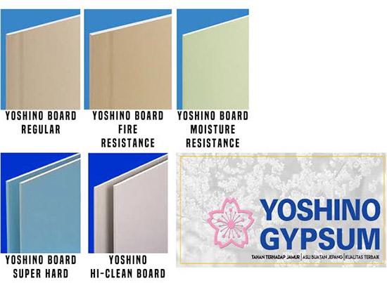 gypsum-yoshino