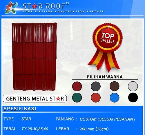 Genteng-Metal-Star