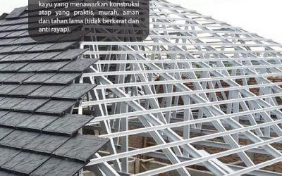 Jual Atap Baja Ringan di Medan