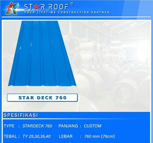 Stardeck-760